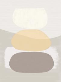 Eijffinger Bold 395891 Wallpower Balancing Rocks