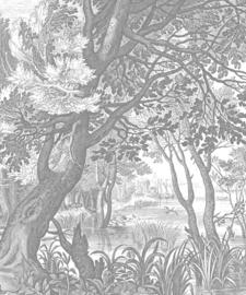 Kek Wonderwalls Engraved Landscapes PA-029