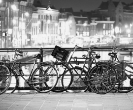 Fotobehang City Love CL31B Amsterdam