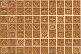 Fotobehang Graniet tegels