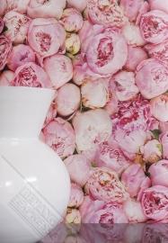 Fotobehang Wallpaper Queen ML210 bloemen