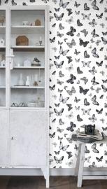 Esta Brooklyn Bridge 138512 vlinders