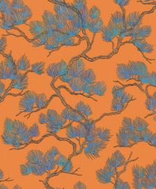 Dutch Wall Fabric WF121016