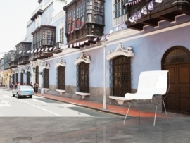 Fotobehang City Love CL58A Lima