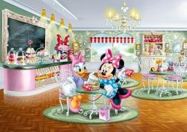 Fotobehang AG Design FTDS1926 Minnie & Daisy