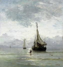 Dutch Painted Memories 8049 Calm Sea