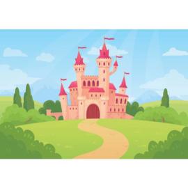 Fotobehang The Fairytale Castle of Palovia