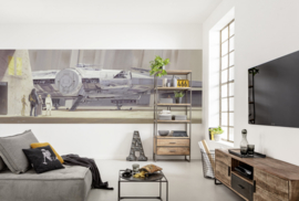Komar fotobehang 4-4112 Star Wars Classic RMQ Millenium Falcon
