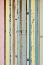 Esta photowall XL2 for kids 157703 Painted wood