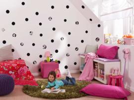 Wandsticker Dalmatiner Dots 14057