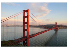 Fotobehang Golden Gate