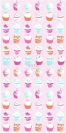 Esta photowall XL2 for kids 158715 Cupcakes