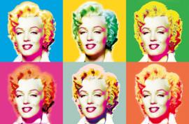Fotobehang Idealdecor 00682 Marilyn Monroe