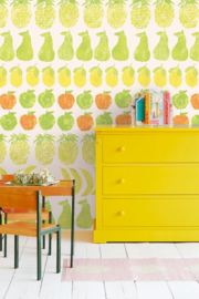 Eijffinger Wallpower Junior 364193 Fruity Peach