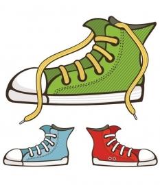 Dutch Digiwalls Fotobehang - Olly art. 13001 Sneakers