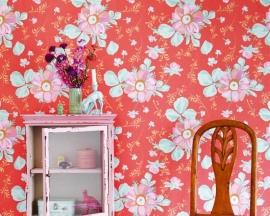 Behang Eijffinger Rice 359043 bloemen