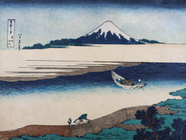 Boras Eastern Simplicity 3142 Mural Hokusai