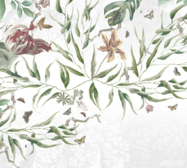 Vanilla Lime wallpapers Murals 014300