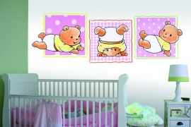 Sweet Collection by Monica Maas - Triple Fun Pink art. 5010