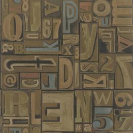 Ralph Lauren PRL5002/01 Copeley Letterpress