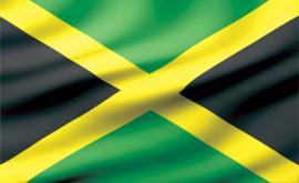 Fotobehang vlag Jamaica