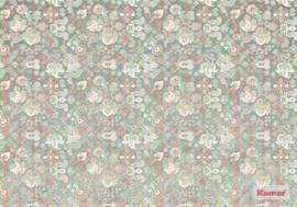 Komar Heritage HX8-058 Fleurs d'Océan