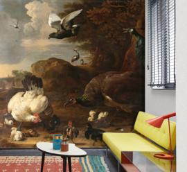 Dutch Painted Memories 8046 The Threatened Hem