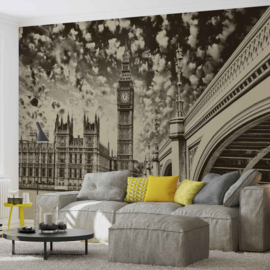 Fotobehang London Houses of Parliament