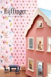 Eijffinger Pip Studio behang  386022 Roses and Dots Roze