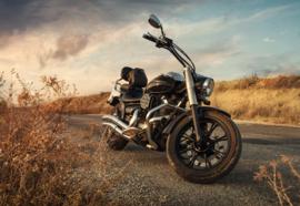 Fotobehang Motorcycle