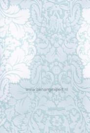 Eijffinger Pip Studio behang 313070 PiP Silhouettes Flock Blauw