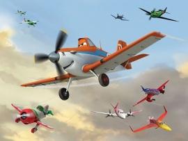 Fotobehang AG Design FTD2218 Planes