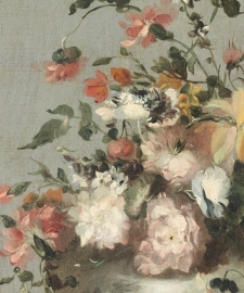 Fotobehang Vintage Flowers Rijksmuseum