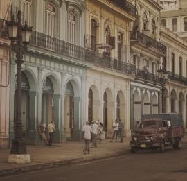 Fotobehang City Love CL76C Havana