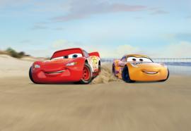 Komar fotobehang 8-4100 Cars Beach Race