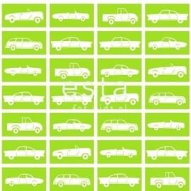 Esta Kids 115829 Jimbo auto's lime groen