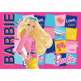 Fotobehang  Disney Toy Barbie