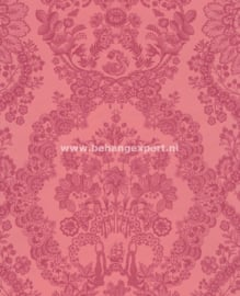 Eijffinger PiP Studio behang 375044 Lacy Dutch Rood Roze