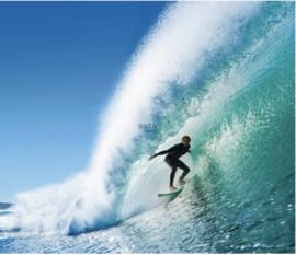 Esta photowall XL2 for kids 158852 Surfing blue