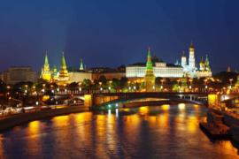 Fotobehang Moskou