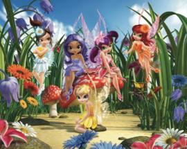 Walltastic posterbehang 41790 Magical Fairies
