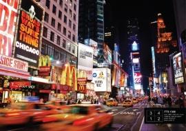 Fotobehang AG Design FTS1308 Manhattan