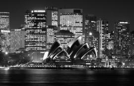 Fotobehang City Love CL71B Sydney
