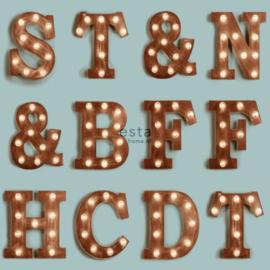 Esta #FAB 138851 letters