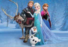 Fotobehang Idealdecor 1631 Frozen