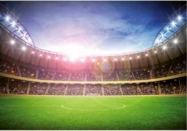 Fotobehang Voetbalstadion