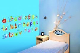 Sweet Collection by Monica Maas - Alphabet Blue art. 5003