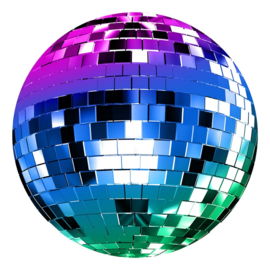 Noordwand Good Vibes GVC24310 Discoball