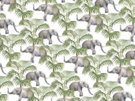 BN Studio Elephants & Palms 200392DX