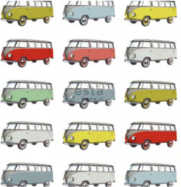 Esta photowall XL2 for kids 158713 Vintage VW transporter
